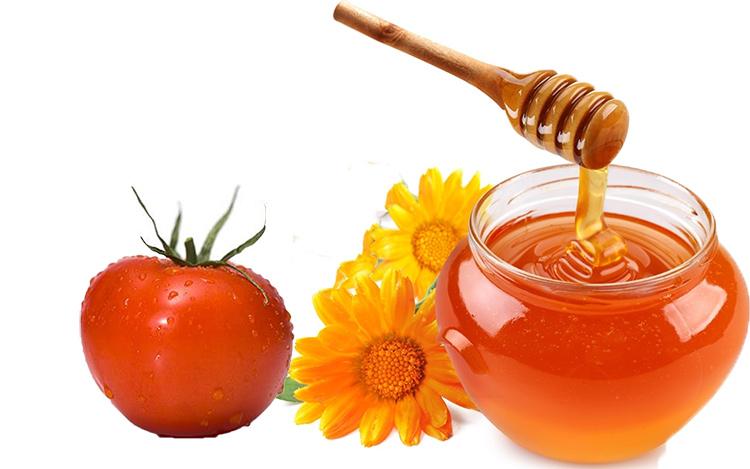 Cách chữa nám da mặt bằng mật ong
