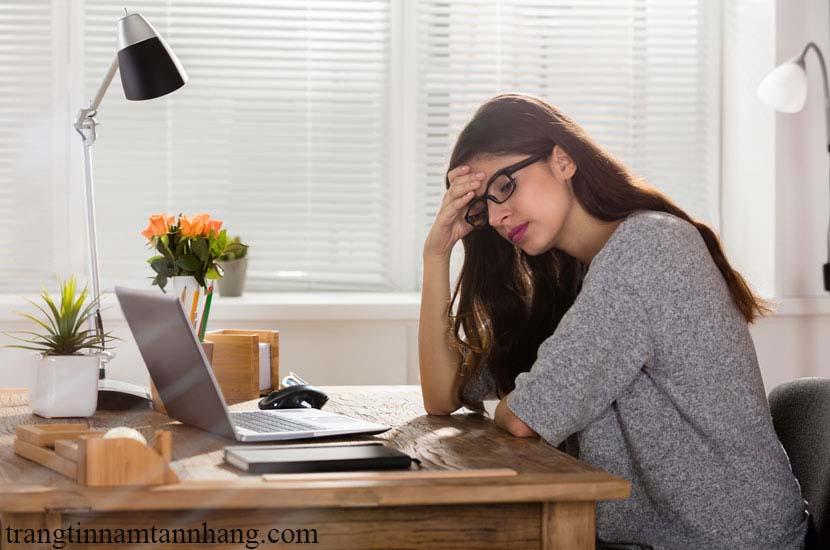 Nguyên nhân gây nám da do căng thẳng