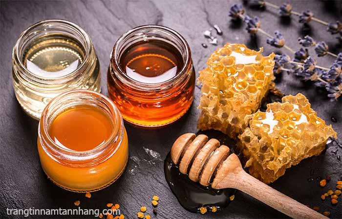 Tác dụng của việc trị nám tàn nhang bằng mật ong