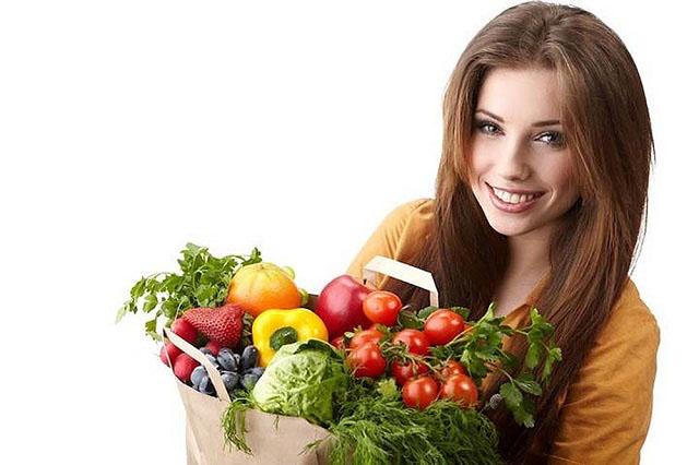 Phòng tránh tàn nhang tuổi dậy thì bằng cách ăn nhiều rau xanh