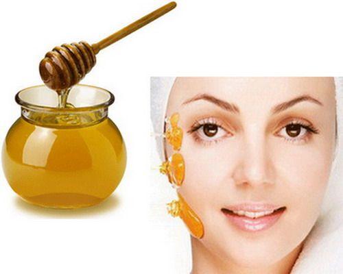 Image result for *Công thức 1: Trị mụn thâm bằng mật ong