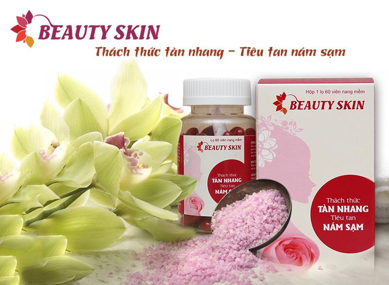 Viên uống trị nám beauty skin có tốt không