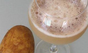 Cách dùng nước ép khoai tây trị nám da