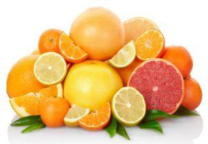 sau khi bắn tàn nhang bổ sung thực phẩm giàu vitamin C