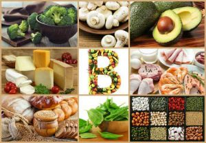 Bổ sung thực phẩm giàu vitamin B sau khi bắn tàn nhang