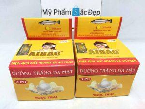 Sử dụng kem trị tàn nhang Aihao