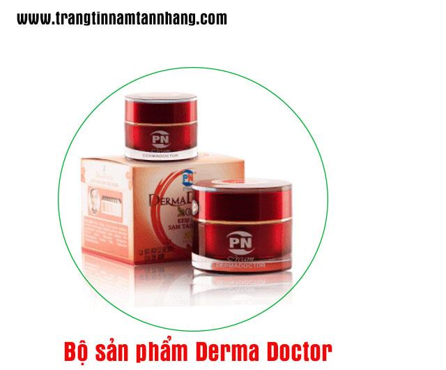 kem trị nám Derma Doctor