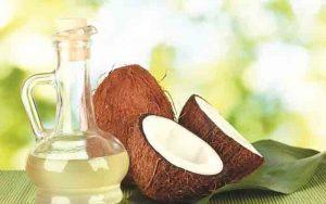 Dầu dừa có tác dụng hiệu quả trong các công thức điều trị sạm da