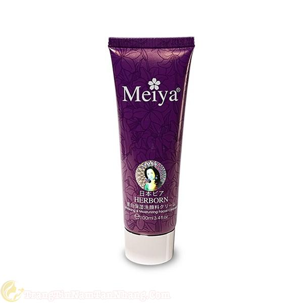 sữa rửa mặt Meiya