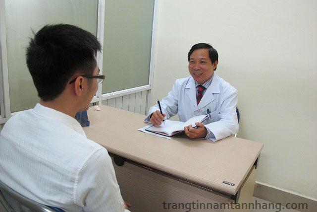 Cách trị nám da mặt ở nam giới theo chỉ định bác sĩ chuyên khoa