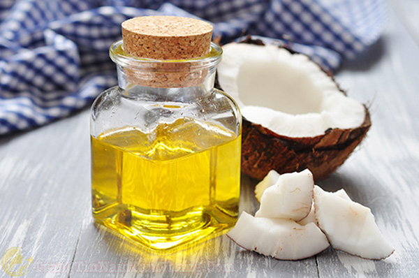 Thành phần và công dụng của dầu dừa