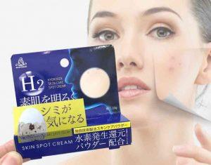Kem trị nám da của Nhật Bản