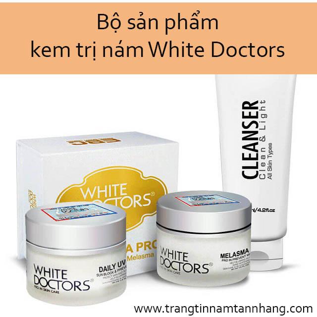 Kem trị nám White Doctors có tốt không?