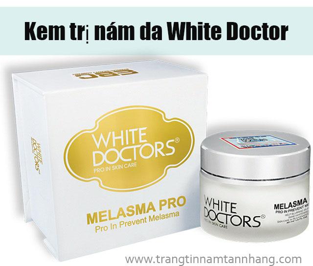 Kem trị nám White Doctors