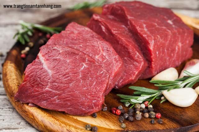 Bị tàn nhang không nên ăn gì ?