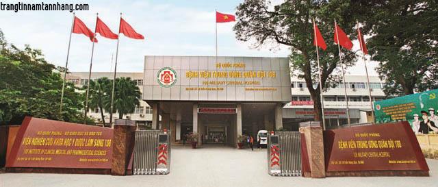 Quy trình trị nám tàn nhang tại bệnh viện 108