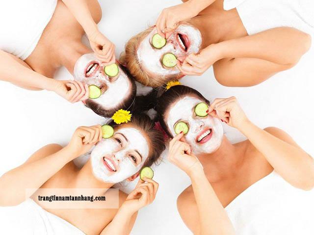 5 bước chăm sóc da sau khi đốt tàn nhang