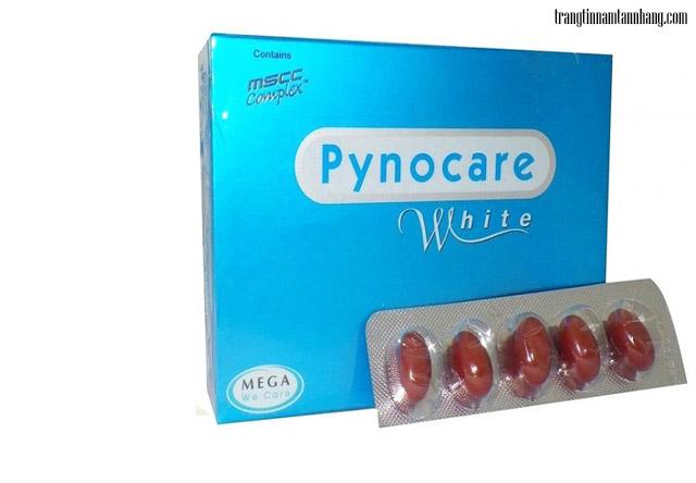 Viên uống trị nám Pynocare