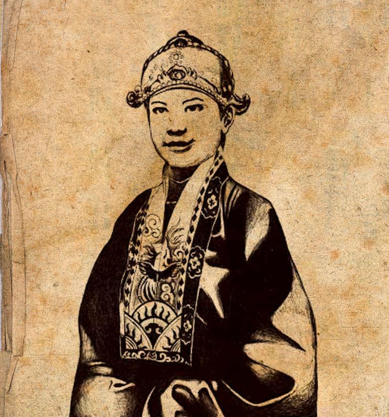 Ngự y Hoàng thành Thăng Long Trần Kim Thu