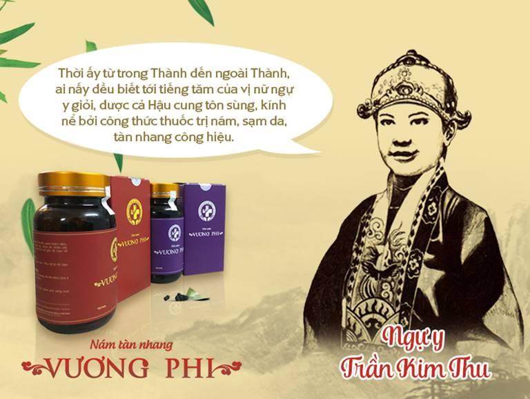 Nữ ngự y Trần Kim Thu