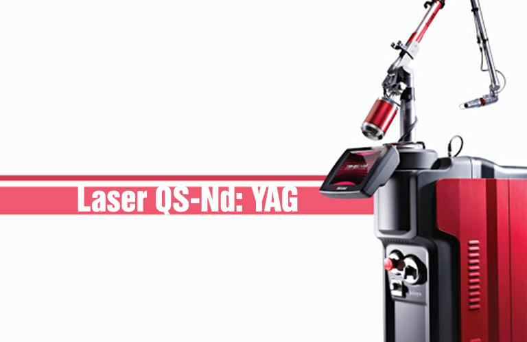 Laser QS-Nd: YAG
